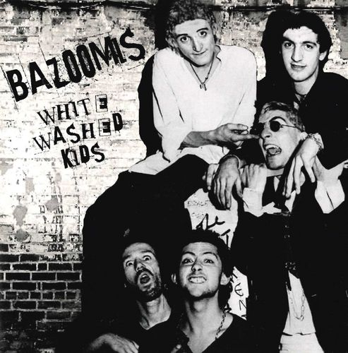 BAZOOMIS - White Washed Kids CD (NEW)