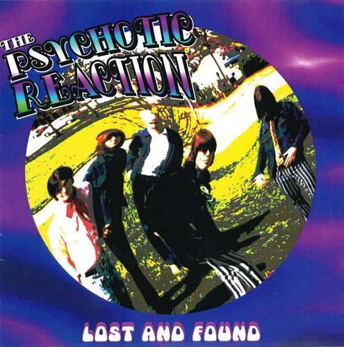 PSYCHOTIC REACTION, THE - Lost & Found CD (NEW)