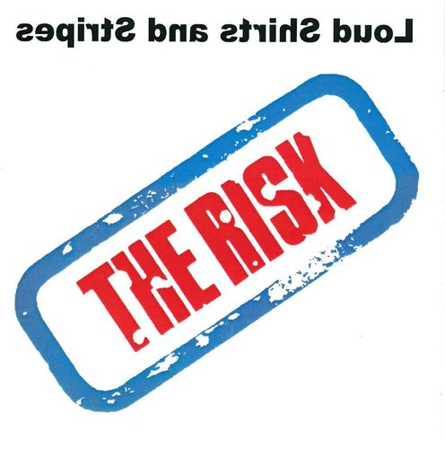 RISK, THE - Loud Shirts & Stripes CD (NEW)