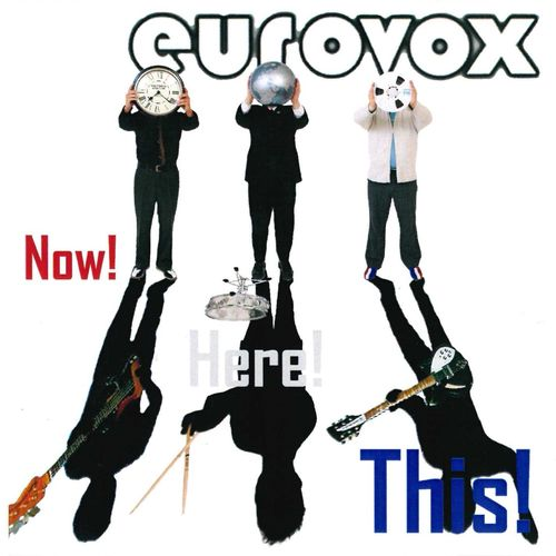 EUROVOX - Now! Here! This! CD (NEW)