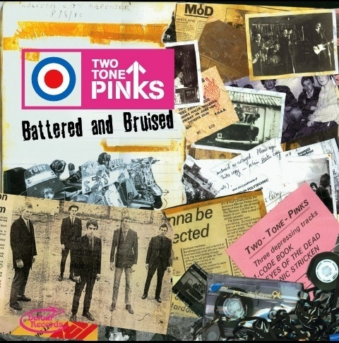TWO TONE-PINKS, THE - Battered & Bruised CD (NEW)