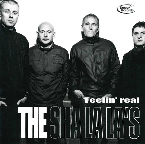 SHA LA LA'S, THE - Feelin' Real CD (NEW)