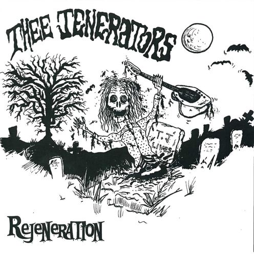JENERATORS, THEE - Rejeneration CD (NEW)