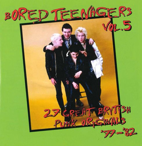 V/A - Bored Teenagers Vol 5 CD (NEW)