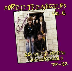 V/A - Bored Teenagers Vol 6 Double CD (NEW)