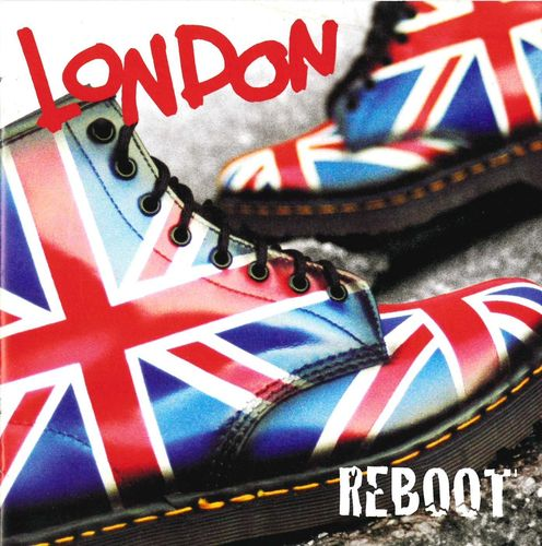 LONDON - REBOOT CD  (NEW)