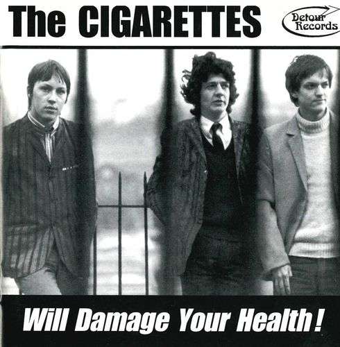 CIGARETTES, THE - Will Damage Your Health! DOWNLOAD