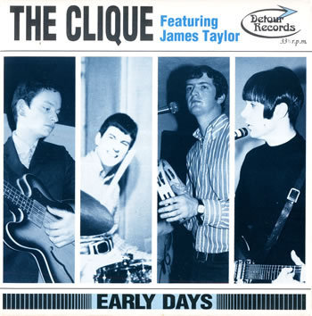 CLIQUE, THE - The Early Days EP DOWNLOAD