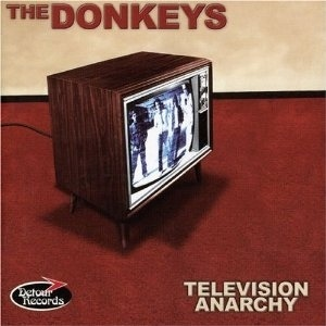 DONKEYS, THE - Television Anarchy Double CD (NEW)