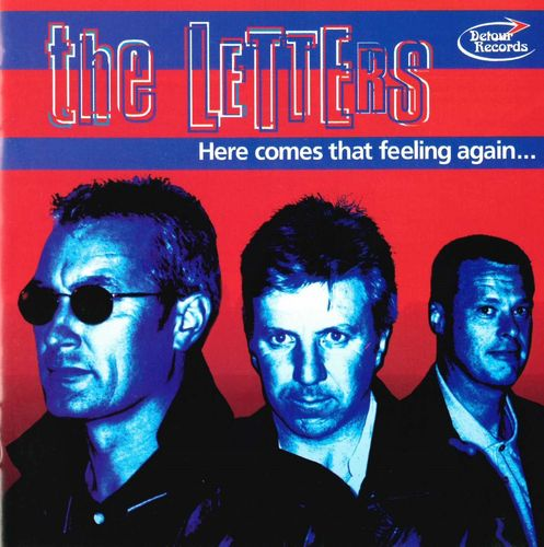 LETTERS, THE - Here Comes That Feeling Again CD (NEW)