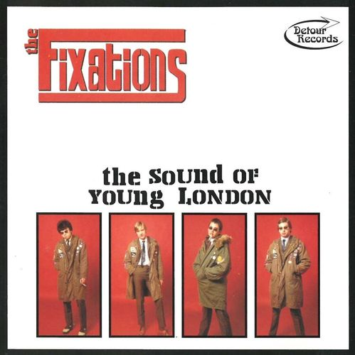 FIXATIONS, THE - The Sound Of Young London DOWNLOAD