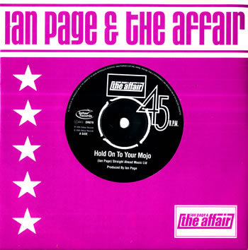 IAN PAGE & THE AFFAIR - Hold On To Your Mojo EP DOWNLOAD