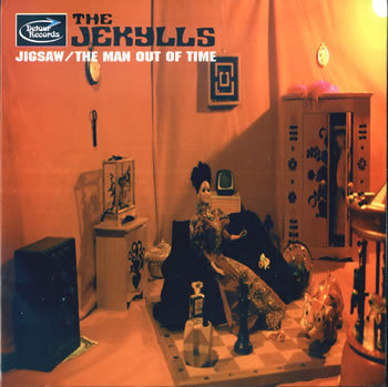 "JEKYLLS, THE - Jigsaw 7"" + P/S (NEW)"