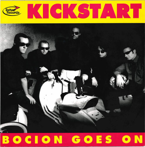 KICKSTART - Bocion Goes On EP DOWNLOAD