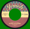"B-SOUL ALLSTARS, THE - MY BEST GIRL 7""  (NEW) (M)"