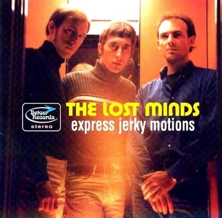 LOST MINDS, THE - Express Jerky Motions CD (NEW)