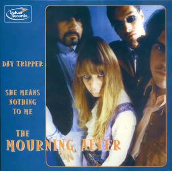 "MOURNING AFTER, THE - Day Tripper 7"" + P/S (NEW)"