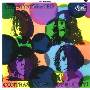 "MYSTREATED, THE - Contrasts 7"" + P/S (NEW)"