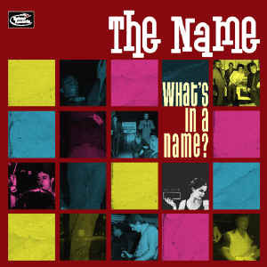 NAME, THE - What's In A Name? LP (NEW)