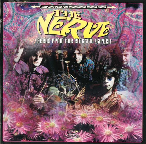 NERVE, THE - Seeds From The Electric Garden DOWNLOAD