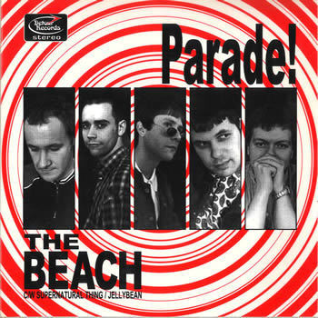 PARADE - The Beach EP DOWNLOAD