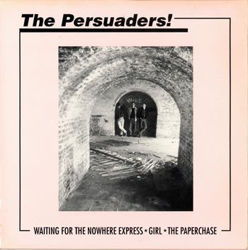 PERSUADERS, THE - Waiting for the Nowhere Express EP DOWNLOAD