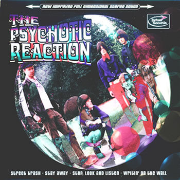 PSYCHOTIC REACTION, THE - Street Trash EP DOWNLOAD