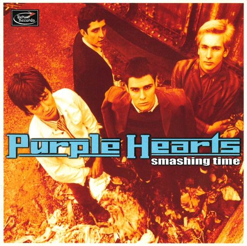 PURPLE HEARTS, THE - Smashing Time DOWNLOAD