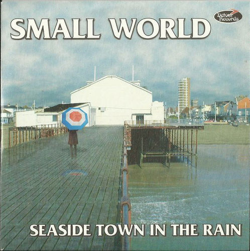 SMALL WORLD - Seaside Town in the Rain EP CDs (NEW)