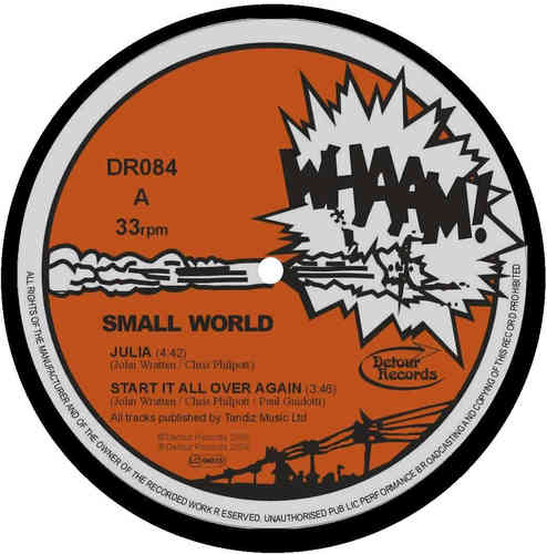 SMALL WORLD - Julia EP DOWNLOAD