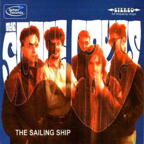 "SPACE CAKES, THE - The Sailing Ship 7"" + P/S (NEW)"