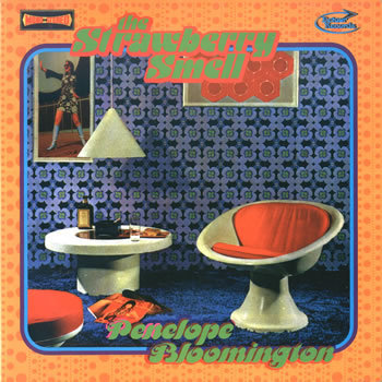 "STRAWBERRY SMELL, THE - Penelope Bloomington 7"" + P/S (NEW)"