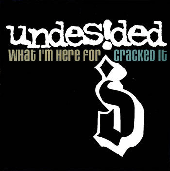 UNDESIDED, THE - What I'm Here For CDs  (NEW)