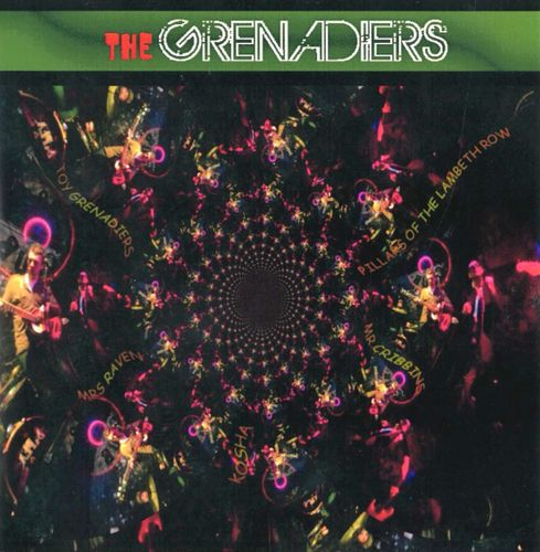 GRENADIERS, THE - Mr. Cribbins EP DOWNLOAD