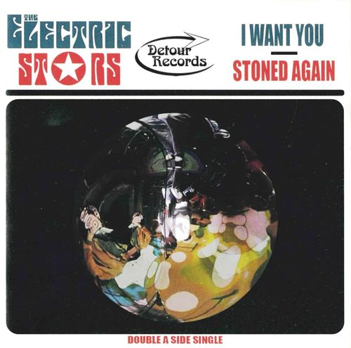 ELECTRIC STARS, THE - I Want You EP DOWNLOAD