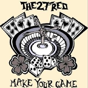 27 RED, THE - Make Your Game CD (NEW) (M)