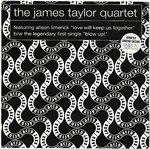 "JAMES TAYLOR QUARTET, THE - Love Will Keep Us Together - 7"" + P/S (EX/EX) (M)"