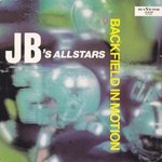 "JB's ALLSTARS - Backfield In Motion - 12"" + P/S (VG+/VG+) (M)"