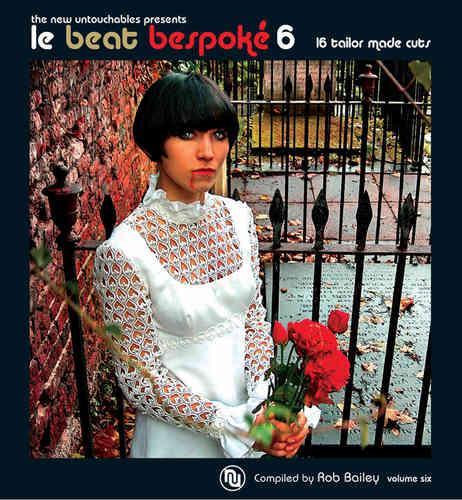 V/A - Le Beat Bespoke #6 - The New Untouchables Presents.... LP (NEW) (M)