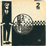 "RADIATION, RODDY & THE SPECIALS - Braggin' & Tryin' Not To Lie - 7"" + C/S (VG+/VG+) (SKA)"