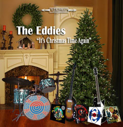 EDDIES, THE - It's Xmas Time Again CDs (NEW) (M)