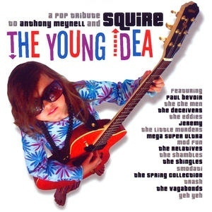 "V/A - The Young Idea : A Pop Tribute To ""Anthony Meynell & Squire"" CD (NEW) (M)"