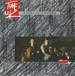"TIME UK - Playground Of Privilege - 7"" + P/S (VG+/VG+) (M)"