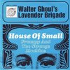 "WALTER GHOUL'S LAVENDER BRIGADE - House Of Small… - 7"" + P/S (NEW) (M)"