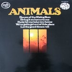 ANIMALS, THE - The Most Of… - LP (EX/EX) (M)