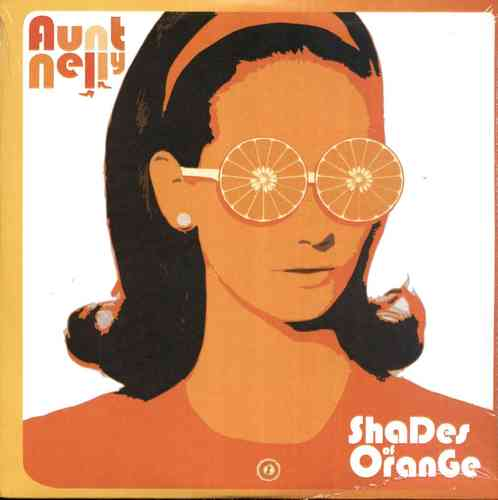 AUNT NELLY - Shades Of Orange - LP (NEW) (M)
