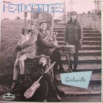 HEADCOATEES, THEE - Girlsville LP (EX/EX) (M)