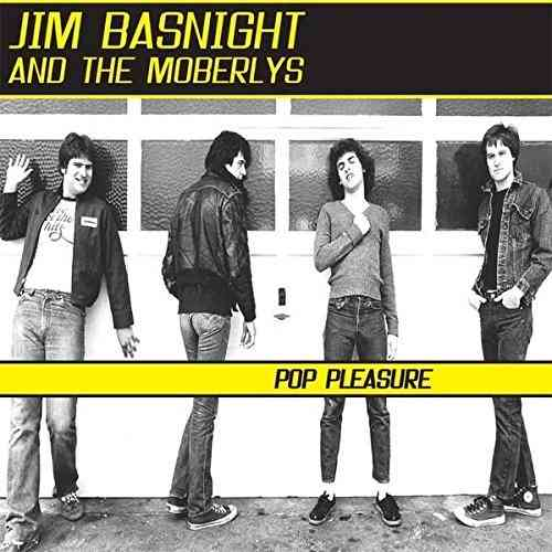 BASNIGHT, JIM AND THE MOBERLYS - Pop Pleasure - LP (NEW) (M)