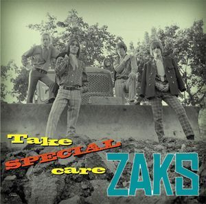 ZAKS - Take Special Care LP (+ POSTER) (NEW) (M)