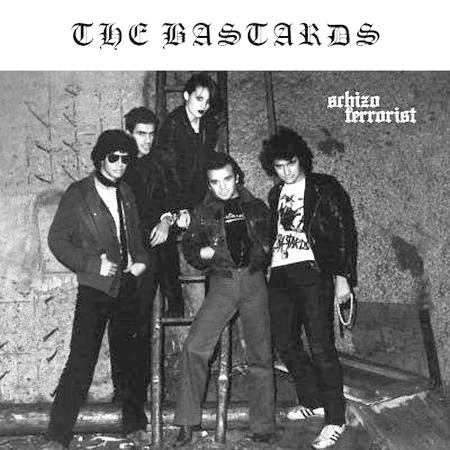 BASTARDS, THE - SchizoTerrorist LP (+ POSTER INSERT) (NEW) (P)